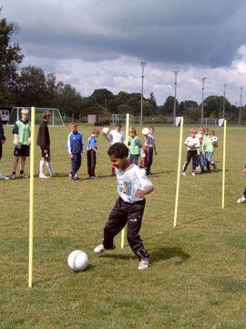 Bild 4 - Fussballcamp Fussballschule Fussballferien Fußballcamp Fußballschule - Eichhorst Rosenbeck