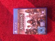 Ps4 Assassins Creed Syndicate Spiel
