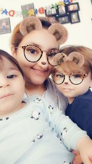 Liebe volle Familie für einen