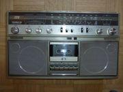 Kofferradios 4x