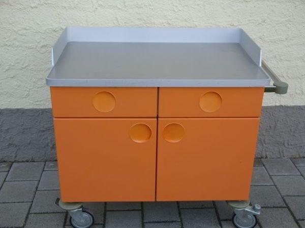 Maquet Modulit Arztschrank Schrankwagen Pflegewagen