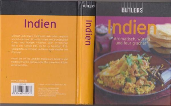 INDIEN - Aromatisch würzig und feurig-scharf