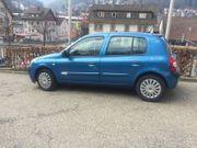 Sehr gut gepflegter Renault Clio