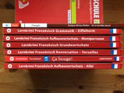 6 x Compact Französisch Lernkrimi