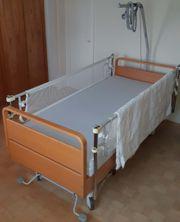 EMBRU-Pflegebett neuwertig elektrisch