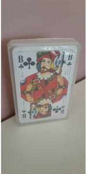 Skatkarten Spielkarten Karten Spiel Gesellschaftsspiel