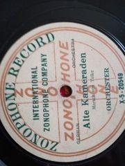 Schallplatten Schellack