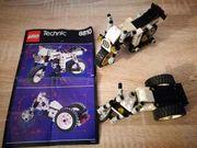 Lego 8810 Motorrad