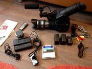 Sony NXCAM NEX-FS100EK Camcorder