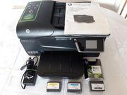 Multifunktionsdrucker HP für Bastler
