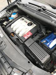 VW TOURAN 7 SITZ