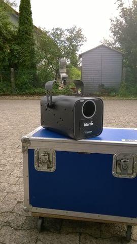 Vermietung Nebelmaschinen - Lichteffekte: Kleinanzeigen aus Bielefeld Quelle - Rubrik PA, Licht, Boxen