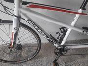 Tandem Fahrrad