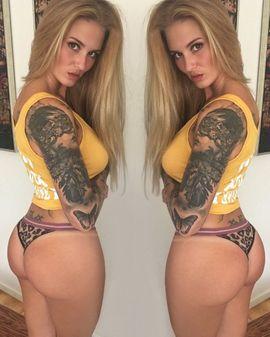 sexy reife frau körper
