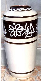 3 schöne große Boden-Vasen