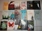 17 Bücher einmal gelesen
