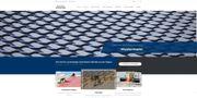 Homepage Webseite für Dach-Reinigung 325