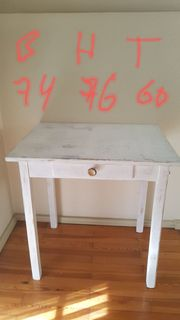 Tisch - Basteltisch - Kleiner Schreibtisch