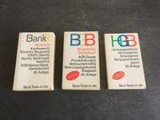 Bankrecht HGB Handelsgesetzbuch BGB Bürgerliches