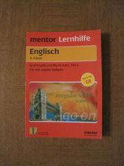 Buch Englisch 6 Klasse