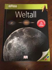 Weltall - Buch