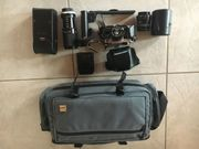 Canonon AE-1 Programm Spiegelreflexkamera