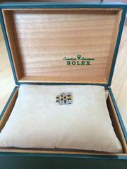 ROLEX GLIEDER ARMBAND GOLD STAHL