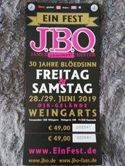 30 Jahre J B O