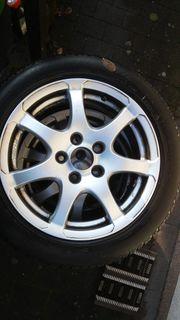Alufelgen für Reifen 195 55