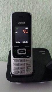 Siemens Gigaset S850 mit Bluetooth