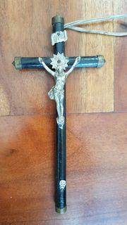 antike gekreuzigter Jesus