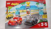 Lego Duplo 10857 Piston-Cup-Rennen