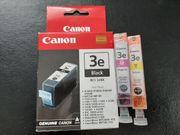 Canon Original BCI-3eBK BCI-3eM BCI-3eY