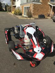 Wrights FKS go Kart With