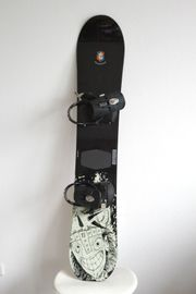 WOOW Vintage Burton Snowboard Terje