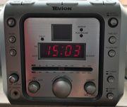 Radio und Wecker