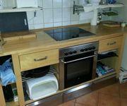 Küche Küchenzeile Ikea Värde inkl