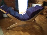 Wiegeliege Sessel Schaukelstuhl