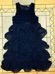 Prinzessinnen-Kleid Pampolina Gr 146 nachtblau