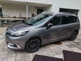 TOP! Renault Grand Scenic III Bose Edition, 7-Sitze, Diesel, AHK ...