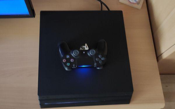 PlayStation 4 Pro 1TB Samsung 850 EVO SSD