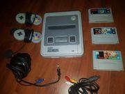 Original Super Nintendo Snes Spiele