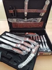 Messer-Set Royal im Koffer
