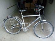 fahrrad zoll; pegasus avanti; gut erhaltenes