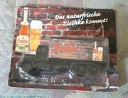 Neu VerpacktWerbetruck LKWZischke Kellerbier
