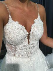Brautkleid Hochzeitskleid von Martina Liana