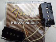 Fender P Bass Tonabnehmer neu