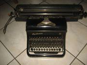 Schreibmaschine Optima M10 Breitwagen Büromaschinen-Werk