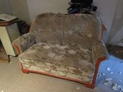 Sofa-Kombination 3-2-1 Hocker