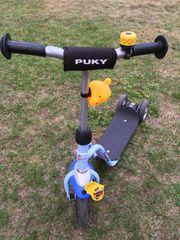 Puky Roller R01 in Ocean